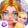 Рок-звезда сладкий дневник — Довольно / любовь игра платье принцессы по уходу за ребенком