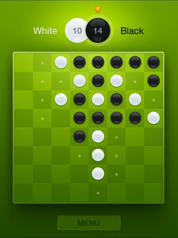 Screenshot #6 pour Fresh Reversi - Un jeu de plateau inspiré d'Othell