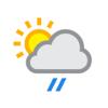 Sky Tracker - väder från SMHI, timme för timme