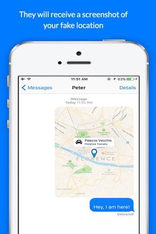 Fake GPS Location Spoofer screenshot 3