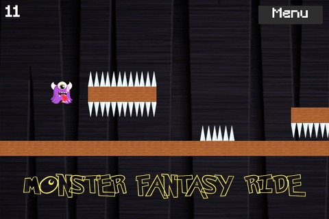 Monster Fantasy Ride screenshot 2