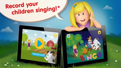 download ABC Bingo Song for Kids: learn alphabet and phonics with karaoke nursery rhymes apps 2