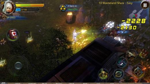 Broken Dawn II Screenshot