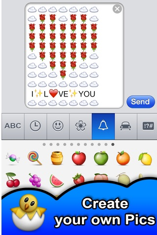 SMS Smileys Emoji Sticker PRO screenshot 4