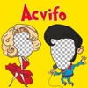 Acvifo : Face in Hole Funny Photo Video Face Swap