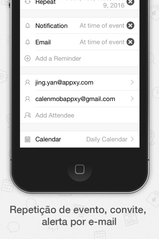 Tiny Calendar Pro screenshot 4