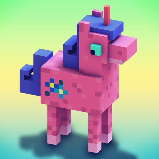 Unicorn Craft: Crafting & building game for girls iOS App