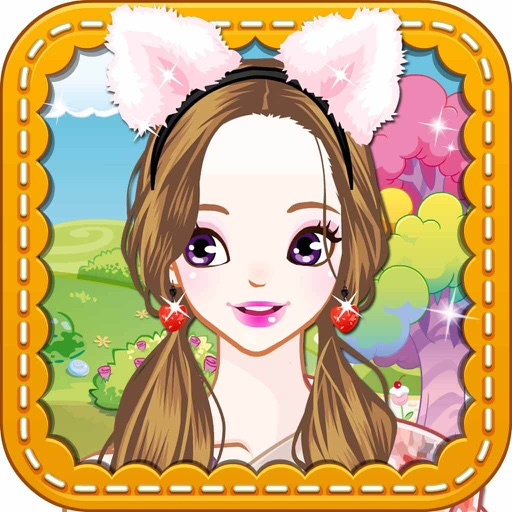 Fashion School - style me girl games Icon