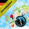 ドイツ - オフライン地図&GPSナビゲ