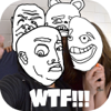 Troll Face – Meme Generator Photo Editor and Text on Photos For Viral Pics on Social Networks