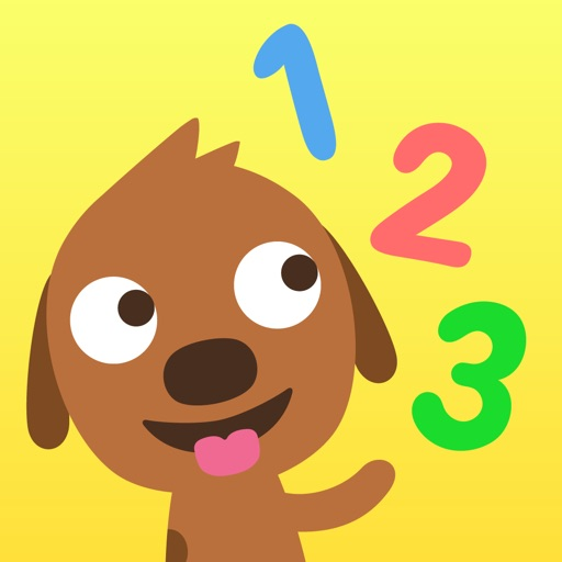 Sago Mini Puppy Preschool app for ipad