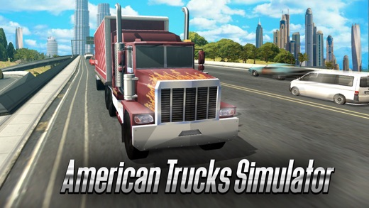 American Truck Driving 3D Full Screenshots