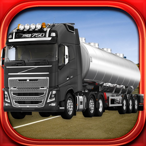 Truck Simulator Extreme 2016 : Euro Lorry Driver Sim 3D iOS App