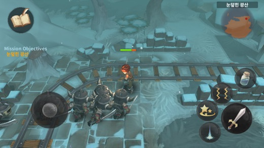 Hero Unleashed Screenshots