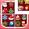 Weihnachten Schiebe Puzzle Spiel