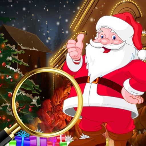 Free Marry Christmas Hidden Object iOS App