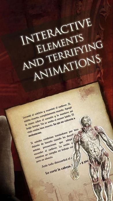 Screenshot #7 for iPoe 1 - Edgar Allan Poe Immersive Stories