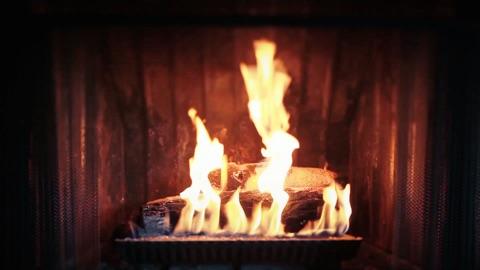 Screenshot #1 for Magic Fireplace