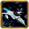 Jet Fighter Strike in 3D Space Warfare game