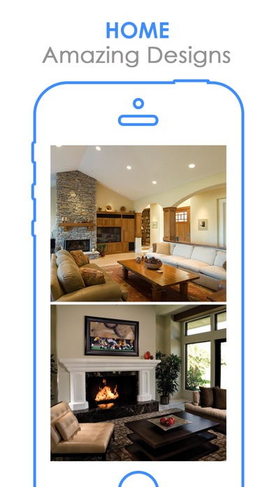 iPhone Screenshot 1. Home Styler Interior Design   Free Interior Styler on the App Store