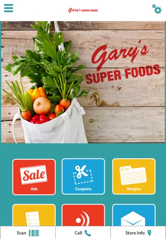 Gary's Super Foods screenshot 1