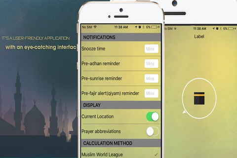 World Pray Times and Azan screenshot 4