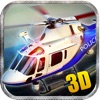 City Helicopter Landing 3D