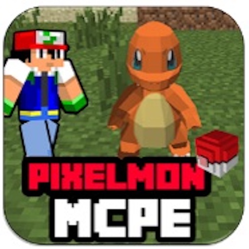 Pixelmon Maps and skins download for minecraft PE iOS App