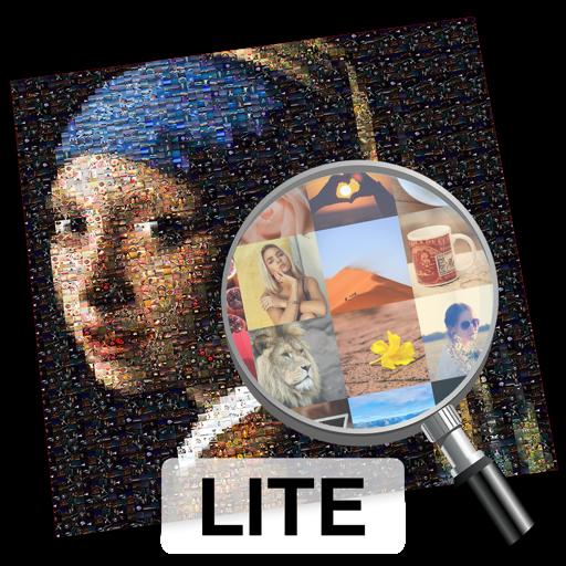 TurboMosaic 2 Lite - Photo Mosaic Maker