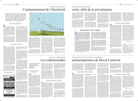 Capture d'écran iPad 3
