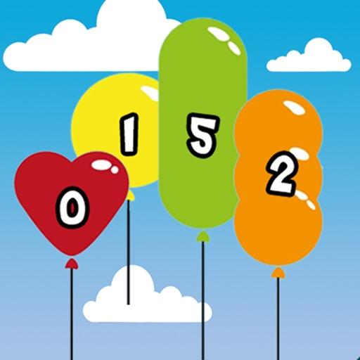 Baby Balloons Kids Games iOS App