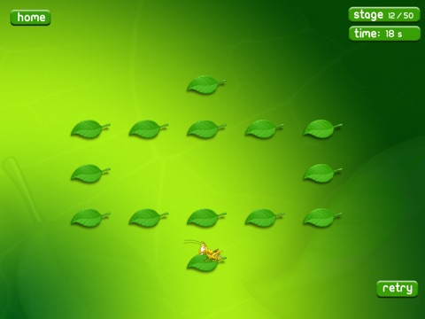 Leaf hopper HD screenshot 3