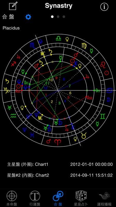 高吉占星截图1