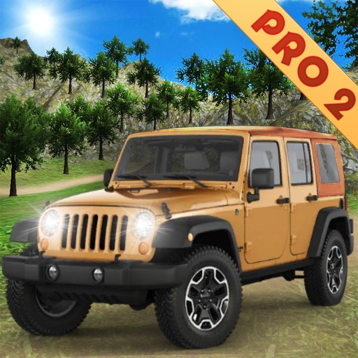 Extreme Hummer Jeep Mountain Drive Simulator Pro 2 iOS App