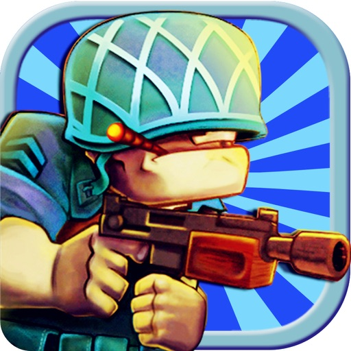 Commando Metal Soldiers Slug-Hero Of War