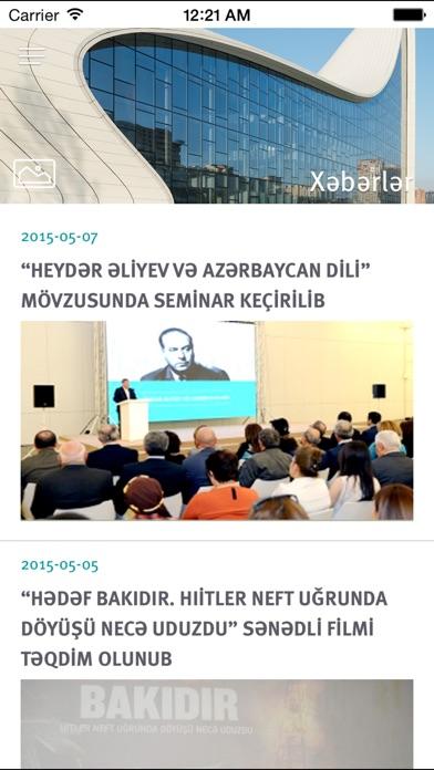 download Heydar Aliyev Center apps 2