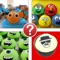 TV & Movies by Cupcake Trivia - Creative Pastry Picture Pop Quiz