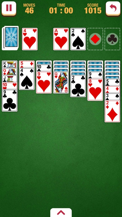 solitaire freecell time