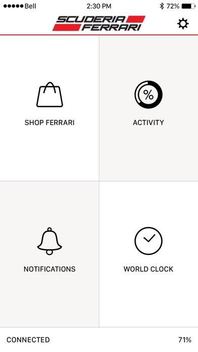 Ferrari Ultraveloce Smartwatch on the App Store