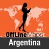 阿根廷 離線地圖和旅行指南