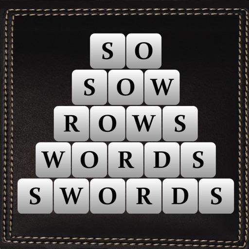 WordsPyramid iOS App