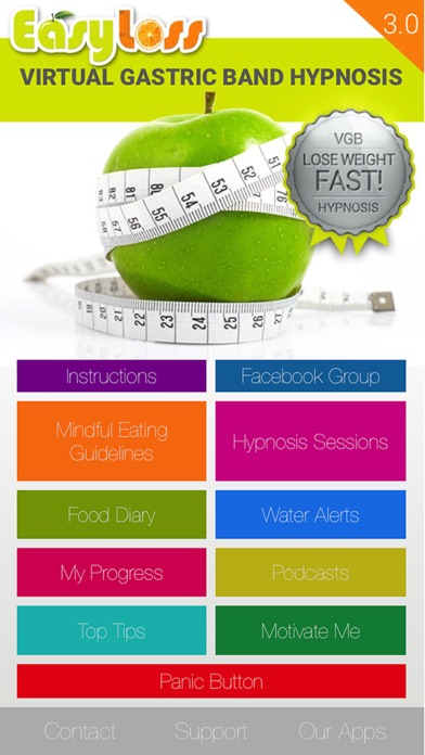 download Virtual Gastric Band Hypnosis - Lose Weight Fast! appstore review