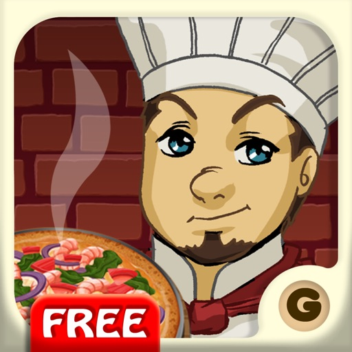 Pizza Friends iOS App