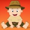 適合0-3歲小童的免費小遊戲 - 野生動物園、野生動物和野生動物照片