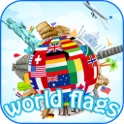 World Country and City Flag Logo Quiz - Fun GK Game Trivia to test Geography IQ!