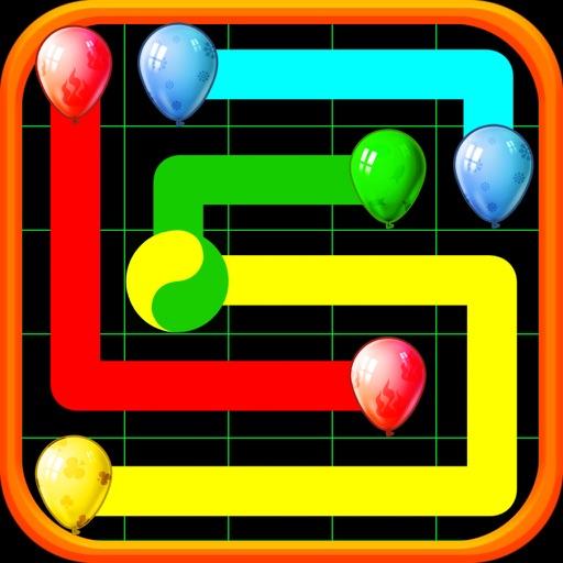 Balloons Branches iOS App