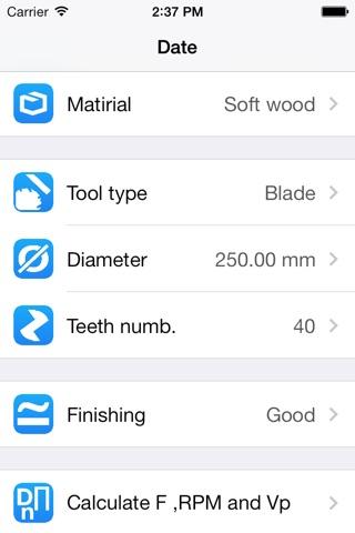 CNC perfectCut screenshot 1