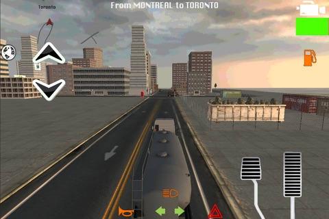 Truck Driver 3D Pro screenshot 4