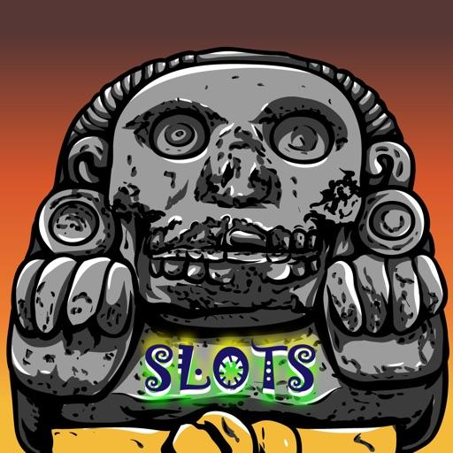 Aaron Aztec Empire - The ancient of Mexica Gods Slots Machine Free iOS App
