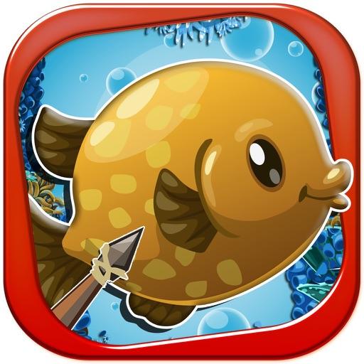 Ridiculous Splashy Spear Fishing Pro iOS App